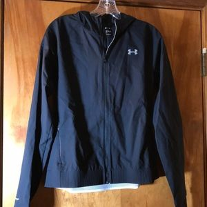 Under armour gore-tex windstopper jacket NWT